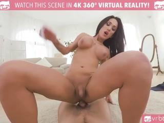 VRB Trans – Tattoed Busty Babe Mia Maffia anal fucked by a big cock