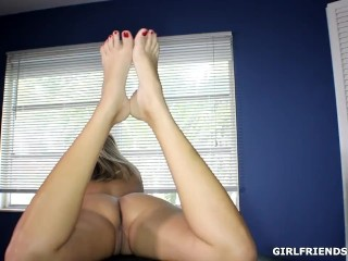 Nikki 's Feet are Perfect