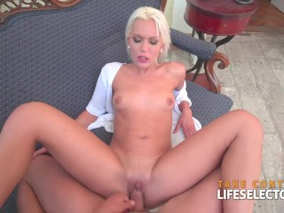 Cecilia Scott – Tight Pussy and Tight Asshole