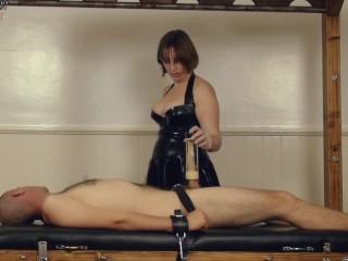 Milking Machine - Mistress Evilyne