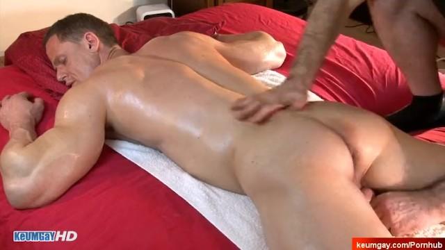 Massage gay porn