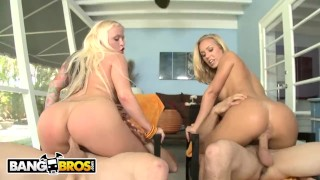 BANGBROS - Big Ass Blondes with Blue Eyes Feat. Angel Vain, Nicole Aniston