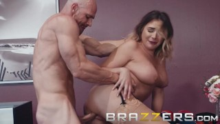 Brazzers   Blair Williams Shows Off Her Big Tits