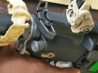 MAGPUL BADD LEVER INSTALL & REVIEW