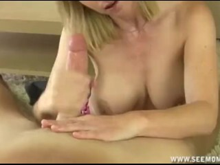 Milf Wants To Have Some Cock Fun With Neighbor