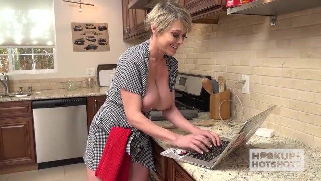 Slutty Housewife Gets  The Ass by Random Guy She Met Online