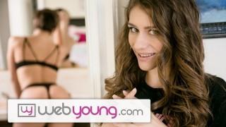 Abella Danger Hooks Up With her Crazy Teen Stalker!