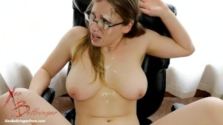 Screen Capture of Video Titled: All Holes Filled With Cum