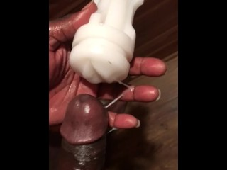 Fleshlight cum