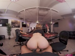 VRBangers.com Busty babe is fucking hard in this agent VR porn parody