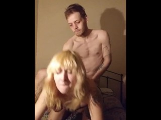 fuck session and blowjob
