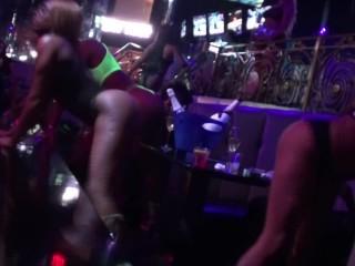 """Ghetto thick ebony strippers fat ass twerk video """"Freak Tipp"""" Pt. 1"""