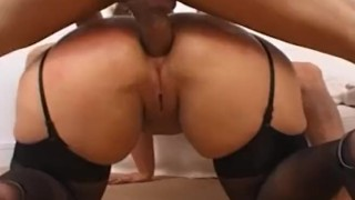 First time anal fucking compilation