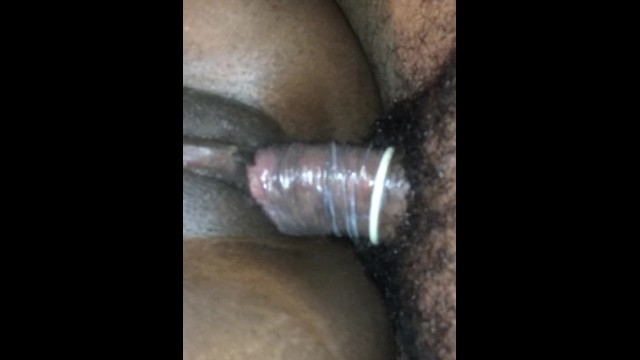 Black Girl Sucks Big Dick