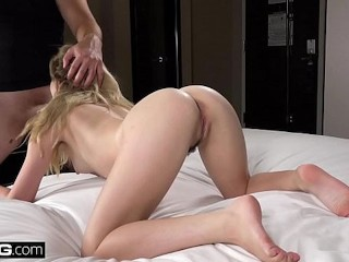 Jane Wilde a hot new 18yr old that loves to swallow
