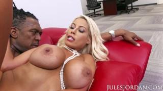 Jules Jordan - Bridgette B Big Tit MILF Gets Dredd's Big Black Cock