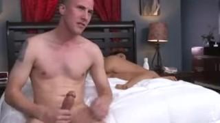 Stepmom & step son sharing hotel room