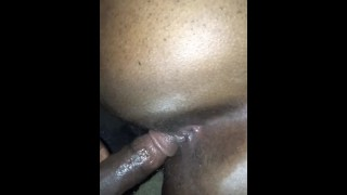 Bbw college girl squirting on BBC