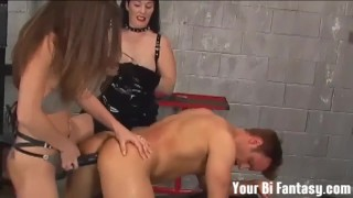 Bisexual Domination And Gay Femdom Fantasy Porn