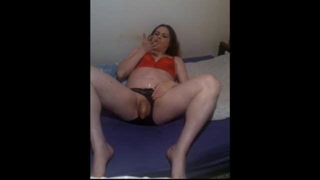 Masturbate Like Girl Sissy Sissy Masturbation