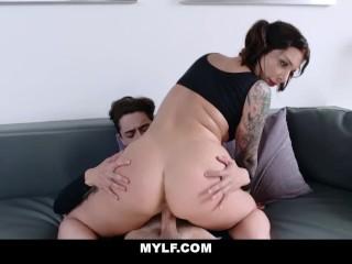 MYLF – Peeping Tom Pussy Bomb