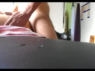Cute little Asian girl get fucked hard by hot sexy boyfriend on table