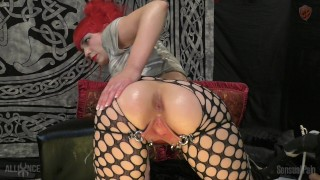 Deep Anal Cock Fucking Cum Slut part 1 Anal Stuffing Taboo Cum Drip
