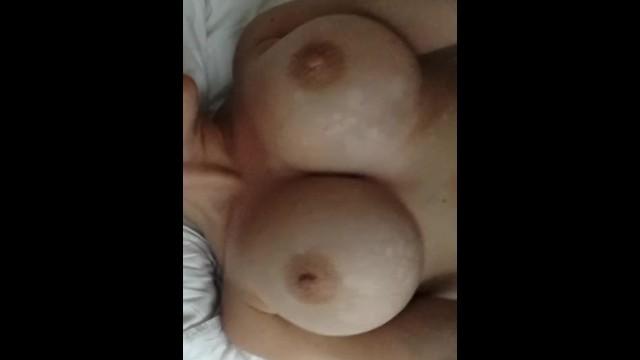 Big Tits Pussy Massage Fucking