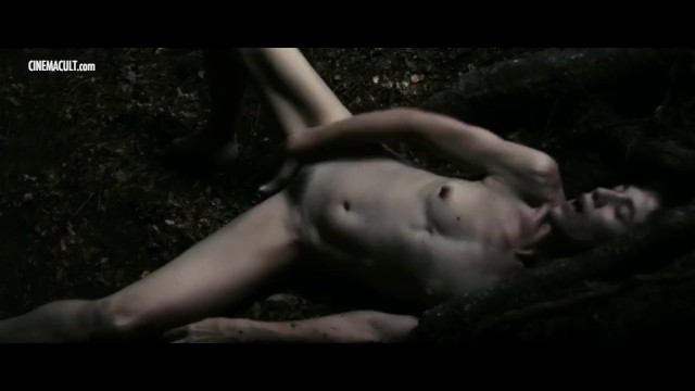 Horror nude Naked Dead