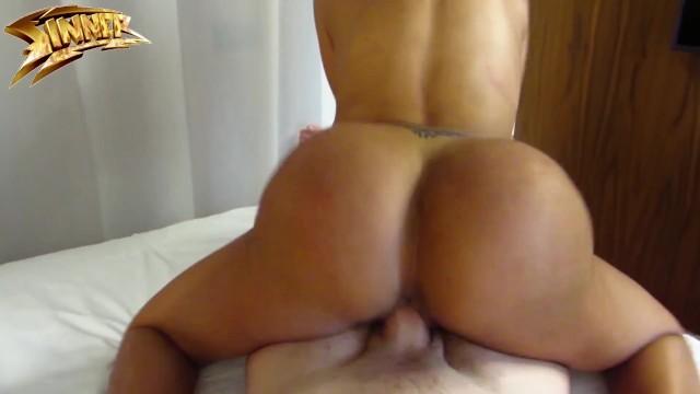 My Latina Loves Riding My Dick