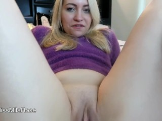 Fuzzy Sweater Impregnation Fantasy