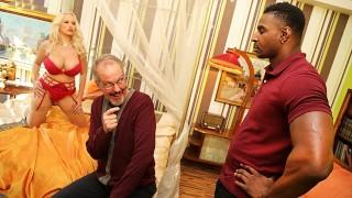 Czech MILF Angel Wicky Wants Anal Sex With A BBC