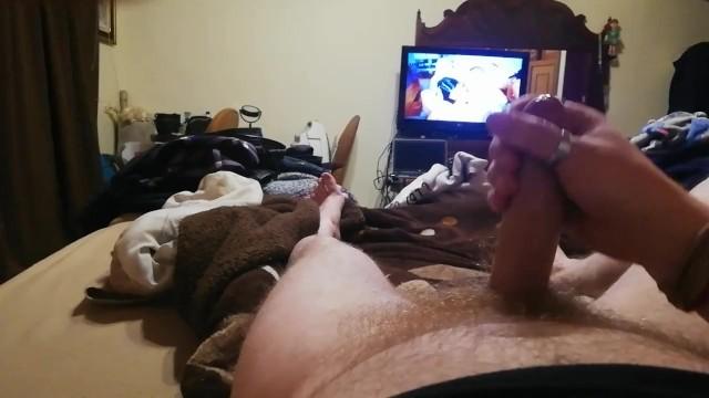 Orgasm While Watching Porn