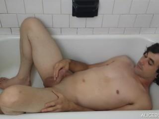 Abel Bound Pees On Himself