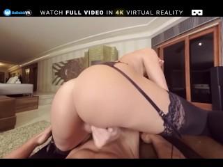 BaDoink VR Teen Hottie Felicia Kiss Is Your Christmas Gift