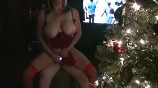 Christmas Milf