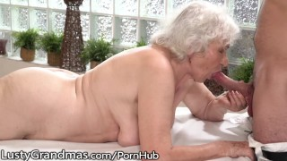 Old Hairy Grannies Fucking