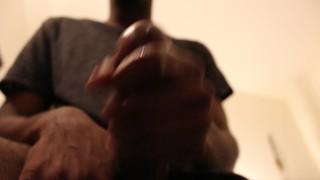 Verbal Black Daddy Cum Faucet