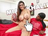 MIA KHALIFA – A Very Sexually Assertive Mia Khalifa Gets Big Black Cock