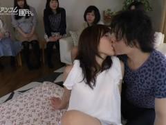 無修正 一般女性が目の前で鑑賞 パート2 Shino Aoi
