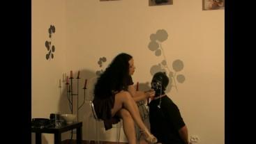 Humiliation by Mistress Luna