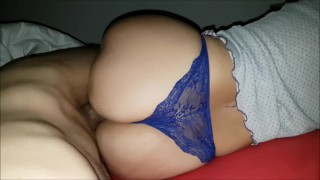 the sexy mother of my roommate wildly moves her ass, what the fuck! fantast