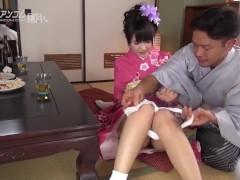 無修正 つなの成人式 パート2 Tsuna Kimura
