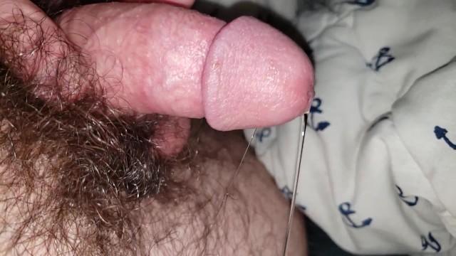 Milking precum big ass Milking Tons Of Precum Pornhub Com