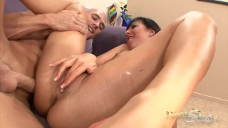SinsLife - Teen Loves Huge Cock and Squirts All Over Johnny Sins Dick!