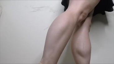 Leg and Calf Muscle Obsessed Calves Sexy Worship Muscular