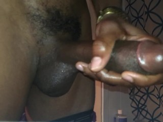Told daddy I was horny and he sent me this!!