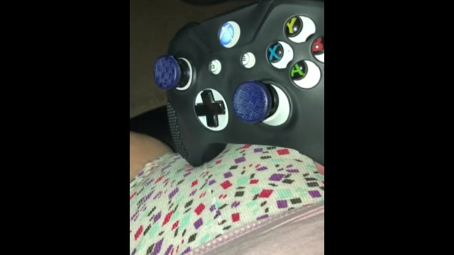 Using my Xbox One controller as a Vibrater