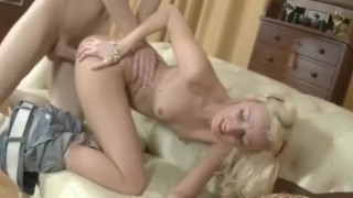 Wild Teen Anal With Facial