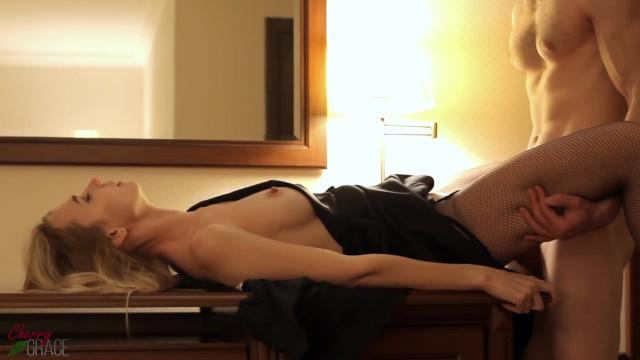 cheating milf hotel creampie